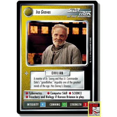 Star Trek CCG Anti-Time Anomaly WB R