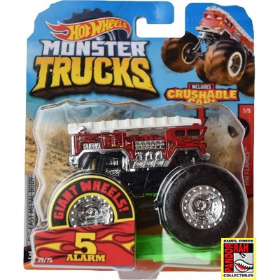 Hotwheels Monster Trucks 5...