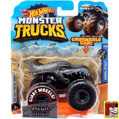 Hotwheels Monster Trucks...