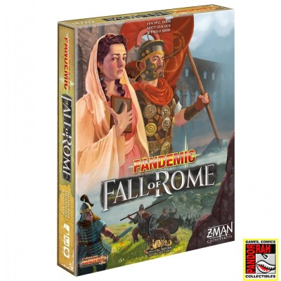Pandemic Fall of Rome NL...