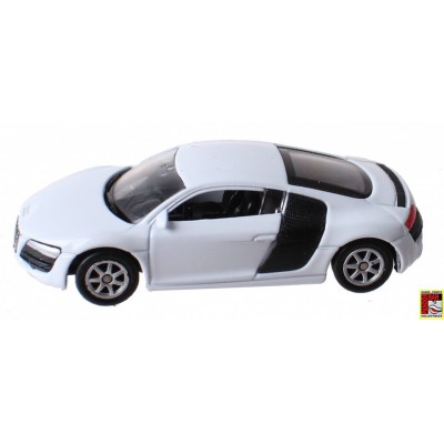 Welly Audi R8 Wit 1:60