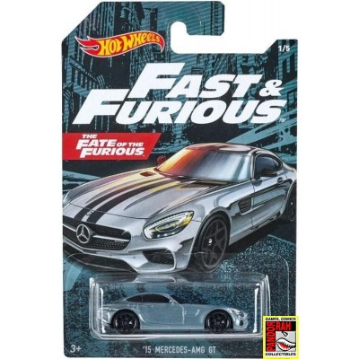 Hot Wheels The Fate Of The...