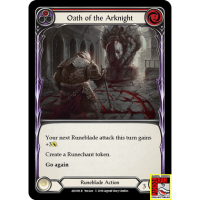 Flesh And Blood TCG Oath Of...