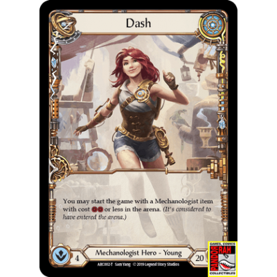 Flesh And Blood TCG Dash /...