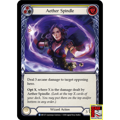 Flesh And Blood TCG Aether...
