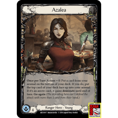 Flesh And Blood TCG Azalea...
