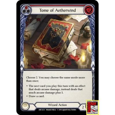 Flesh And Blood TCG Tome Of...