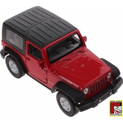 Welly 2007 Jeep Wrangler...