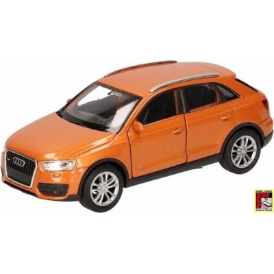 Welly 2013 Audi Q3 Oranje 1:39