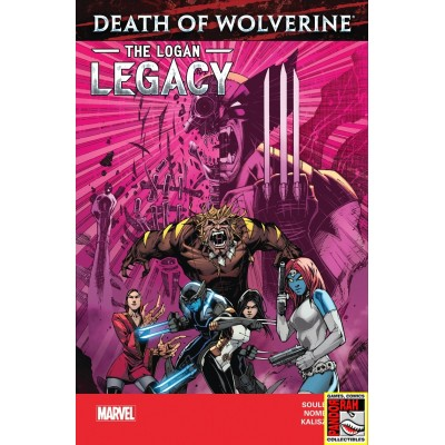 Death Of Wolverine The...