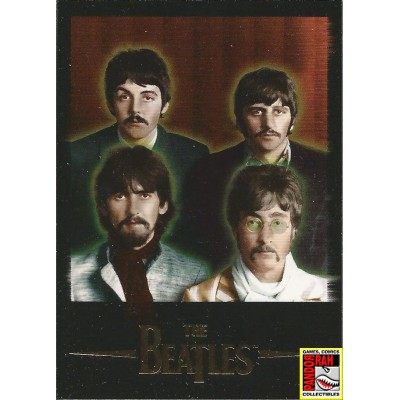 The Beatles Trading Cards Set