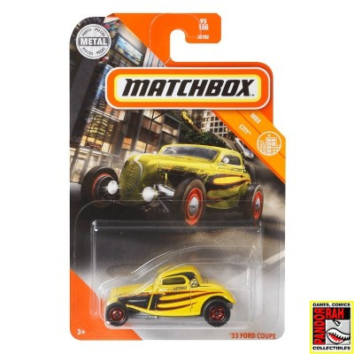 Matchbox '33 Ford Coupe...