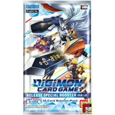 DigiMon TCG Special Booster 1.0