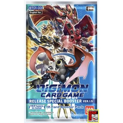 DigiMon TCG Special Booster 1.5