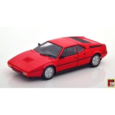 Welly BMW M1 Rood 1:39