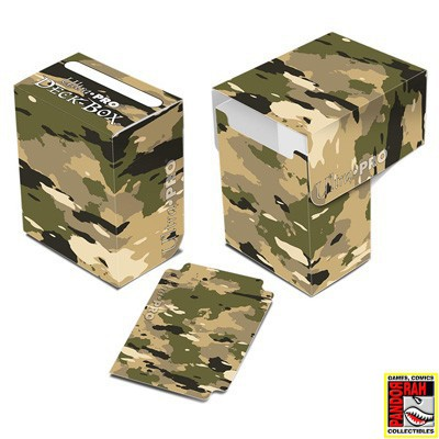 Ultra Pro Deckbox Camouflage Incl. Divider