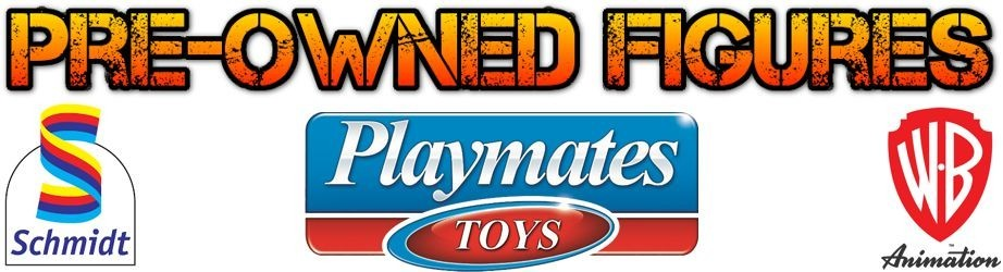 Pre-Owned Figures